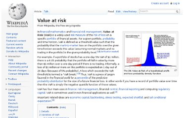 http://en.wikipedia.org/wiki/Value_at_risk