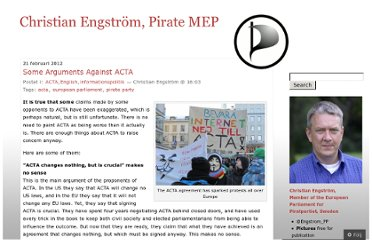 http://christianengstrom.wordpress.com/2012/02/21/some-arguments-against-acta/