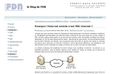 http://blog.fdn.fr/?post/2010/03/22/Pourquoi-l%E2%80%99Internet-mobile-n%E2%80%99est-PAS-Internet