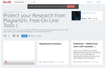http://bundlr.com/b/protect-your-research-from-plagiarism-free-on-line-tools