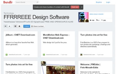 http://bundlr.com/b/ffrrreee-design-software