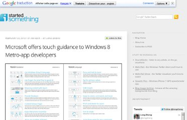 http://www.istartedsomething.com/20120223/microsoft-offers-touch-guidance-to-windows-8-metro-app-developers/