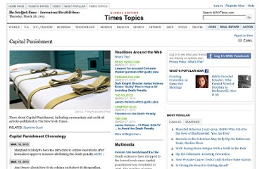 http://topics.nytimes.com/top/reference/timestopics/subjects/c/capital_punishment/index.html