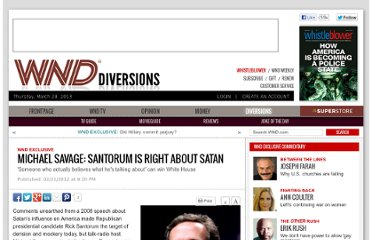 http://www.wnd.com/2012/02/michael-savage-santorum-is-right-about-satan/