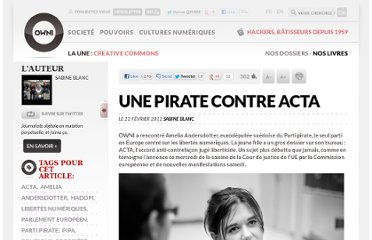 http://owni.fr/2012/02/22/une-pirate-contre-acta/