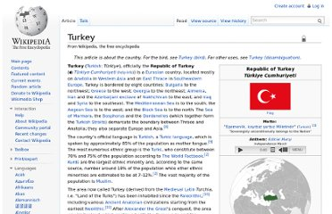 http://en.wikipedia.org/wiki/Turkey