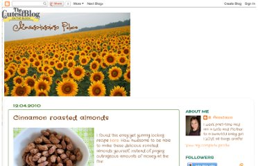 http://anastasiaspalace.blogspot.com/2010/12/cinnamon-roasted-almonds.html