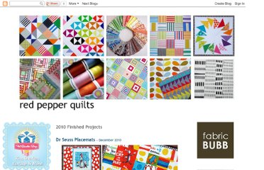 http://www.redpepperquilts.com/p/2010-finished-quilts.html
