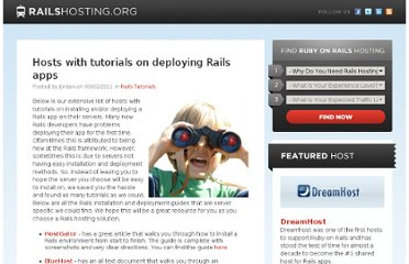 http://www.railshosting.org/hosts-with-rails-tutorials