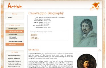 http://www.artble.com/artists/caravaggio/more_information/biography