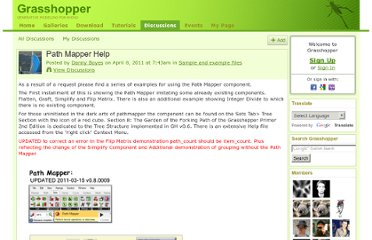 http://www.grasshopper3d.com/forum/topics/path-mapper-help-1
