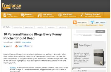 http://freelancefolder.com/10-personal-finance-blogs-every-penny-pincher-should-read/