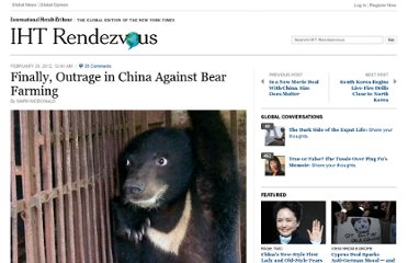 http://rendezvous.blogs.nytimes.com/2012/02/20/finally-outrage-in-china-against-bear-farming/