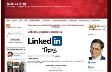 http://business-on-line.typepad.fr/b2b-le-blog/2012/02/linkedin-strategies-gagnantes.html