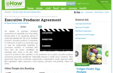 http://www.ehow.com/about_6704514_executive-producer-agreement.html