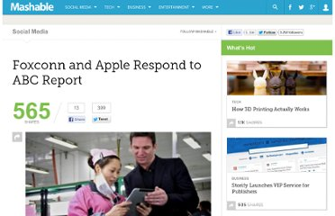 http://mashable.com/2012/02/23/foxconn-apple-respond-to-abc-report/