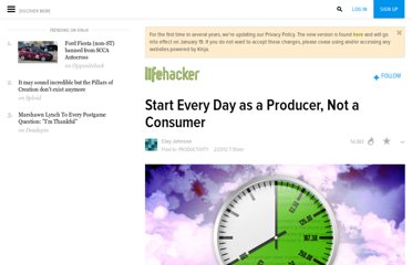 http://lifehacker.com/5887345/start-every-day-as-a-producer-not-a-consumer