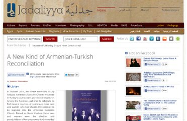 http://www.jadaliyya.com/pages/index/4465/a-new-kind-of-armenian-turkish-reconciliation