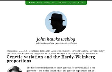 http://johnhawks.net/explainer/genetics/genetic-variation-hardy-weinberg
