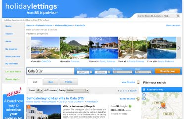 http://www.holidaylettings.co.uk/cala-d-or/