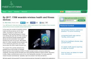 http://mobihealthnews.com/16415/by-2017-170m-wearable-wireless-health-and-fitness-devices/