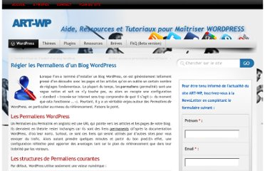 http://travail-avec-internet.fr/wordpress/regler-les-permaliens-dun-blog-wordpress/