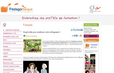 http://www.pedagotheque.be/fr/index.php?pageID=2&voir=1348&ressource=Fran%C3%83%C2%A7ais#.T0dF7wE6urg.twitter