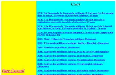 http://harribey.u-bordeaux4.fr/cours/index-cours.html
