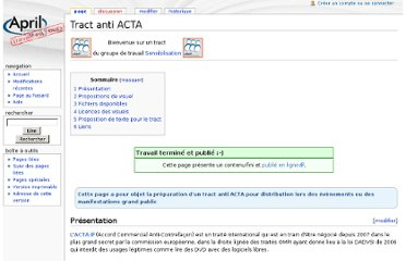 http://wiki.april.org/w/Tract_anti_ACTA