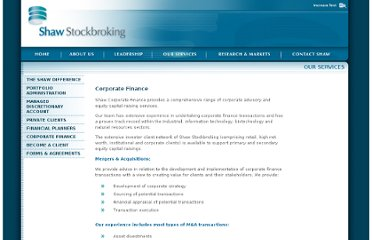 http://www.shawstock.com.au/our-services-corporate-finance.asp?s=0