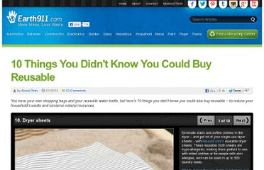http://earth911.com/news/2012/01/19/10-things-you-didnt-know-you-could-buy-reusable/