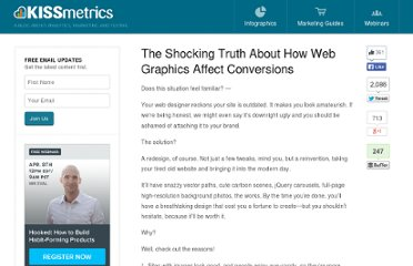 http://blog.kissmetrics.com/shocking-truth-about-graphics/