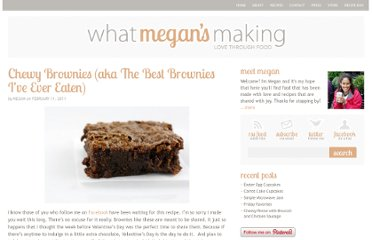 http://www.whatmegansmaking.com/2011/02/chewy-brownies-aka-the-best-brownies-ive-ever-eaten.html