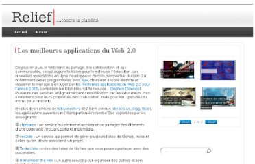 http://www.francoisguite.com/2006/01/les-meilleures-applications-du-web-20/