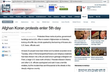 http://www.foxnews.com/world/2012/02/24/afghans-resume-protests-over-koran-burnings/
