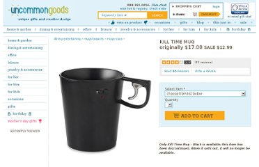 http://www.uncommongoods.com/product/kill-time-mug