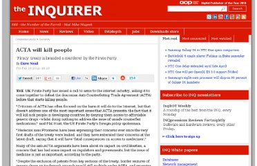 http://www.theinquirer.net/inquirer/news/2155038/acta-kills-people