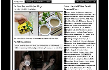 http://www.toxel.com/inspiration/2009/11/10/14-cool-tea-and-coffee-mugs/