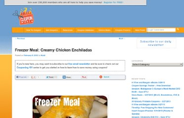 http://www.hotcouponworld.com/2012/02/freezer-meal-creamy-chicken-enchiladas/