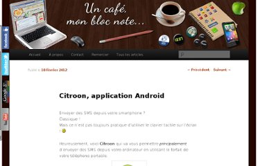 http://uncafemonblocnote.fr/citroon-application-android/