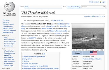 http://en.wikipedia.org/wiki/USS_Thresher_(SSN-593)