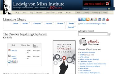 http://mises.org/document/5642/The-Case-for-Legalizing-Capitalism