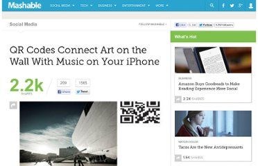 http://mashable.com/2012/02/25/qr-codes-art-music/