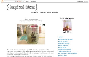 http://inspiredideasmag.blogspot.com/2008/05/making-memory-candles-project-from.html