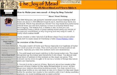 http://www.stormthecastle.com/mead/make-mead-1-brewing-the-must.htm