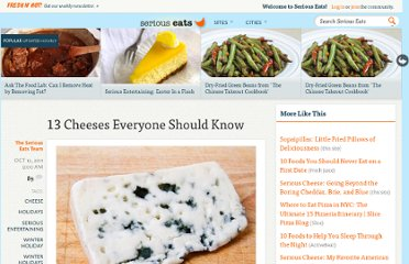 http://www.seriouseats.com/2011/10/13-cheeses-everyone-should-know.html?ref=se-bb2