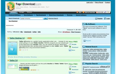 http://www.top4download.com/free-twitter-timeline/