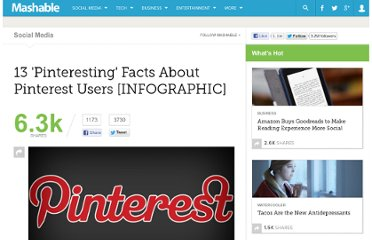 http://mashable.com/2012/02/25/pinterest-user-demographics/