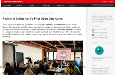 http://datavisualization.ch/events/review-of-switzerlands-first-open-data-camp/
