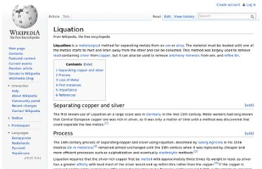 http://en.wikipedia.org/wiki/Liquation